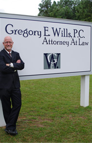 Gregory E. Wills, P.C. Location